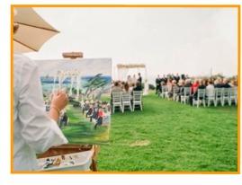 Unique Connecticut Wedding Reception Ideas