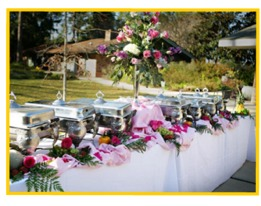 Connecticut Wedding Catering Styles – Sit-Down versus Buffet Dinner
