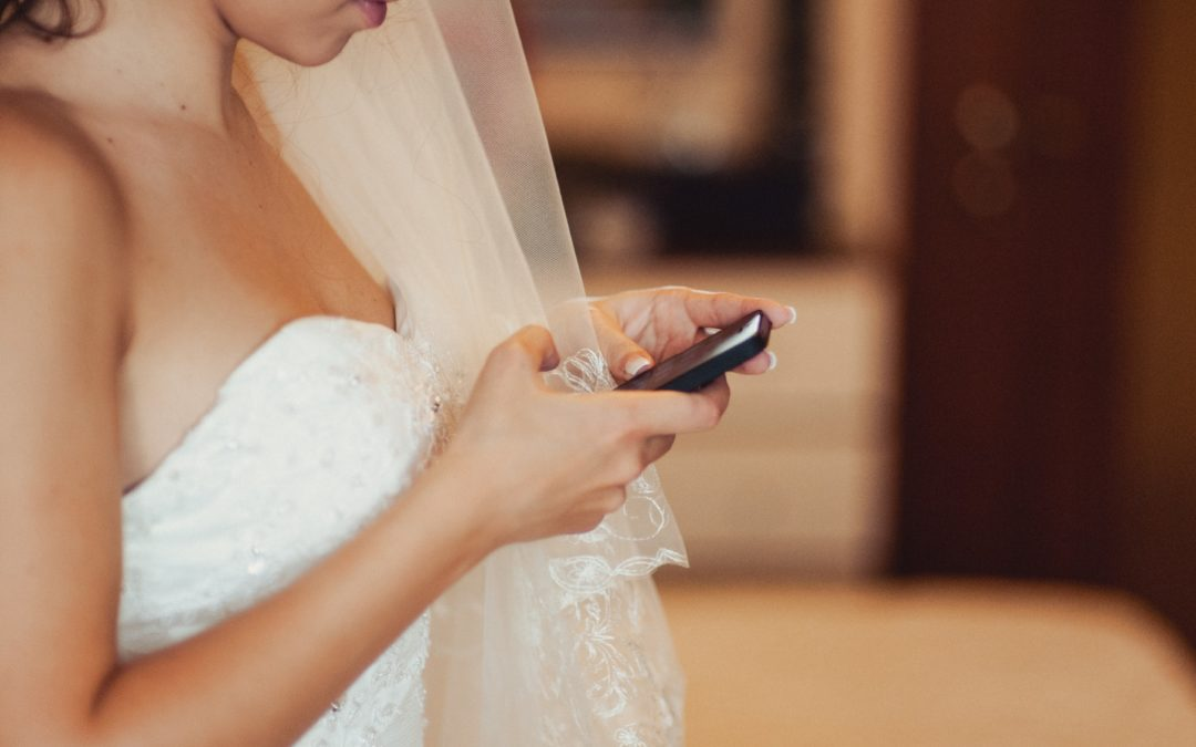 Social Media Mistakes to Avoid for your Wedding | Connecticut Wedding Catering