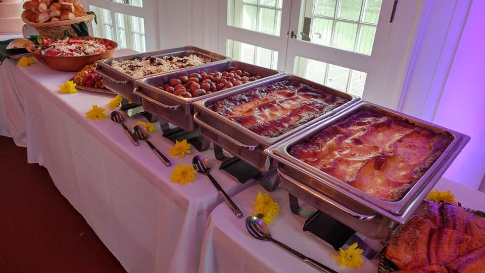 Connecticut Backyard Wedding Menu Ideas | Best Wedding Catering Company