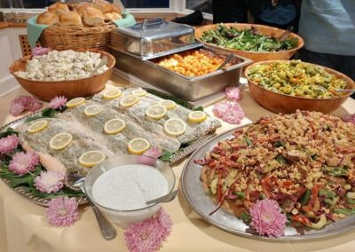 Connecticut Wedding Catering Services
