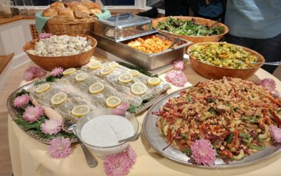 Top Connecticut Wedding Reception Food Catering Trends
